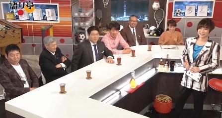 "NHK スポーツ酒場""語り亭"" プロ野球の元国際スカウトが語る日本で活躍する助っ人外国人選手の条件とは?"