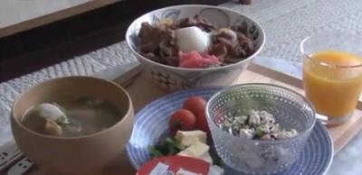 情熱大陸 福島千里 食事 自炊
