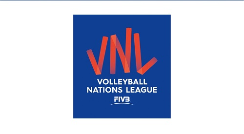 FIVBバレーボール・ネーションズリーグ(女子・男子) ロゴ