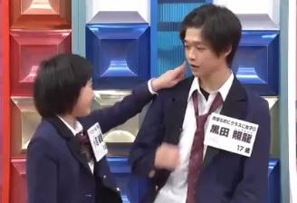 青春高校 小沼と黒田のリップシンク