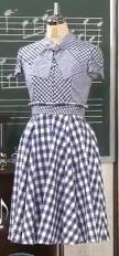 青春高校 文化祭 アイドル部「Blue Spring」のステージ衣装