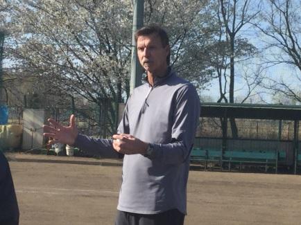 NHK 奇跡のレッスン 野球 ランディ・ジョンソン