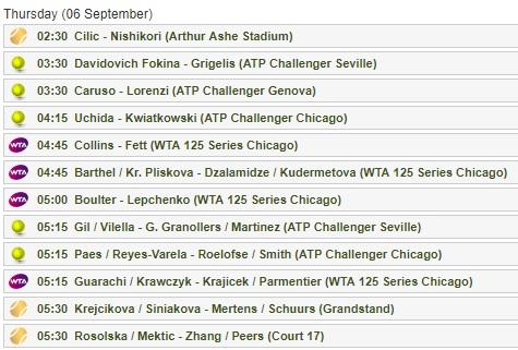 テニス 海外 無料視聴 方法 StreamHunter USオープン
