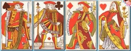 NHK チコちゃんに叱られる 16世紀のトランプカードのデザイン 現代の原型