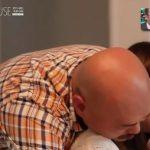 第6話(6th WEEK)「モンスターハウス」クロちゃんが添い寝、ハグ、キス、そして口臭と大暴れ