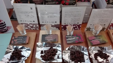 Craft Chocolate Market 2019 The Fleming House 1月19日 pana