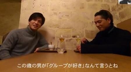 アナザースカイ出演の三代目JSB登坂広臣は岩田剛典との食事会でどんな会話をしたのか?その会合場所は?