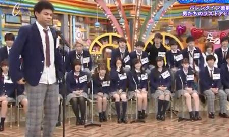 第220回「青春高校 3年C組 水曜日」担任:三四郎 バレンタインを前に男子から女子へのラストアピールタイム