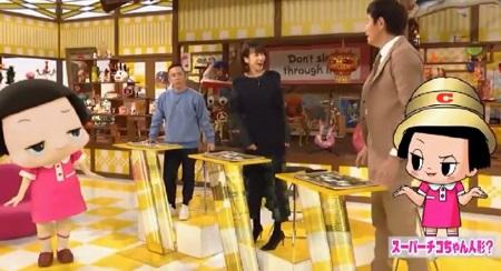第40回 NHK「チコちゃんに叱られる!」キョエちゃんのお仕事出張企画第2弾で愛知県警へ スーパーチコちゃん人形