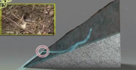 土砂崩れに予兆はある?タブー視される本物の土砂崩れ実験から分かるその原因と対策は?湧き水が発生するメカニズム