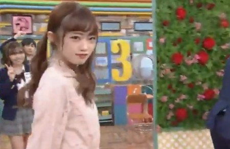 第286回「青春高校3年C組 金曜日」NGT48中井りかの謎のキメ顔w