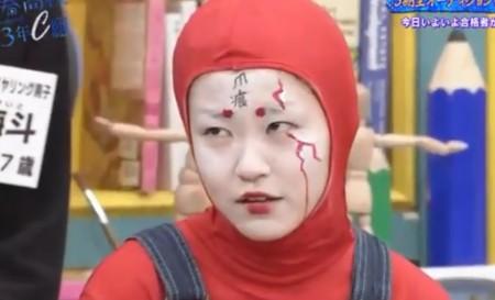 第291回「青春高校3年C組 金曜日」睨み付けるニセまいっぷること涌嶋ちゃん
