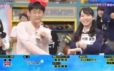 第294回「青春高校3年C組 水曜日」演技力対決でカンウサン&村西ちゃんの夢野まさるモノマネ「パンケーキ食べたい」