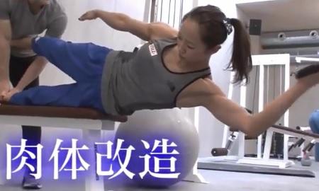 懸垂を「根性論」と切り捨てるプロクライマー野口啓代の筋肉を作るトレーニングとは?野口啓代の上半身の筋肉 その3