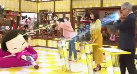 第52回 NHK「チコちゃんに叱られる!」岡村隆史さんのエメリウム光線と大竹まことさんのスペシウム光線でダブルでチコちゃんを攻撃