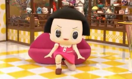 第55回 NHK「チコちゃんに叱られる!」スカートの中身が見えちゃうチコちゃん