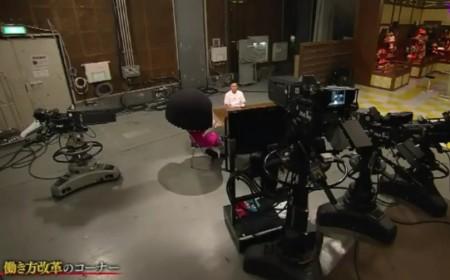 第55回 NHK「チコちゃんに叱られる!」働き方改革のコーナーでカメラマンがいなくなる異常事態