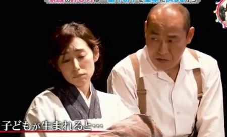 """第55回 NHK「チコちゃんに叱られる!」木村多江が""""二人""""芝居「つまりこういうことなんだ劇場」に登場!相手役は山西惇"""