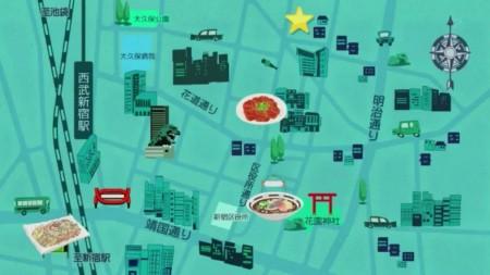 第68回「石橋貴明のたいむとんねる」変態グルメ第6弾は新宿歌舞伎町編「煮干700匹、黒そば、辛味噌、百裂拳?」