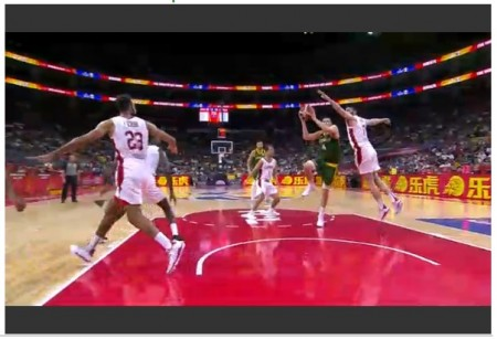 FIBAバスケットボールワールドカップ全試合をネットの無料ライブストリーミング放送で視聴するには 広告表示