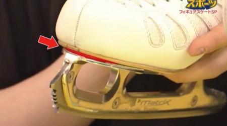フィギュアスケート紀平梨花のスケート靴へのこだわりとは?スペーサーを挟んでブレードの高さ調整