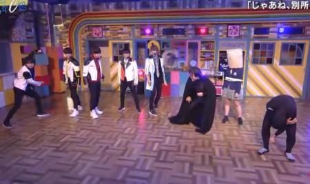 第468回「青春高校3年C組」スタジオ公演からライブ風コント「じゃあね、別所くん」公開