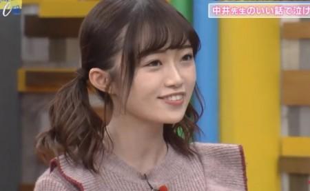 第470回「青春高校3年C組」泣くまで帰れないサバイバル企画でNGT48の感動話披露の中井りか?