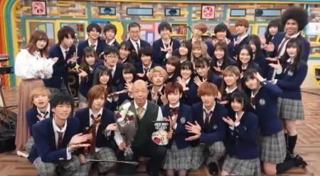 第494回「青春高校3年C組」小峠先生ラスト回は生徒全員の名前言えるかな?チャレンジ&スペシャルライブ
