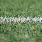サッカー 白線