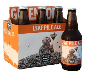 Greenport Harbor Leaf Pile Ale