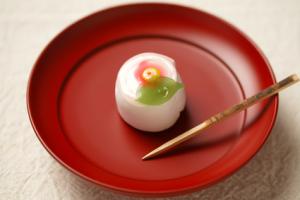 和菓子と黒文字