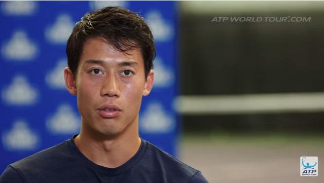 テニス選手のオフトレーニング 錦織圭選手の場合 錦織圭インタビュー
