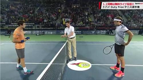 ドバイテニス
