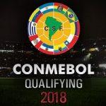 W杯 南米予選