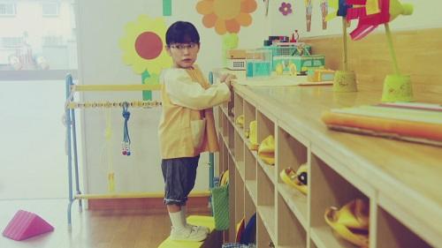 人は見た目が100パーセント 第1話 幼稚園児
