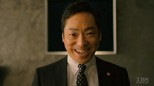 日曜劇場「小さな巨人」 小野田義信(香川照之)01
