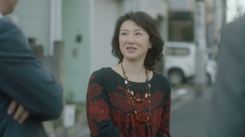 第2話 CRISIS クライシス 公安機動捜査隊特捜班 早川時枝を演じる赤間麻里子