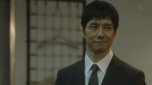 第2話 CRISIS クライシス 公安機動捜査隊特捜班 田丸三郎(西島秀俊)05