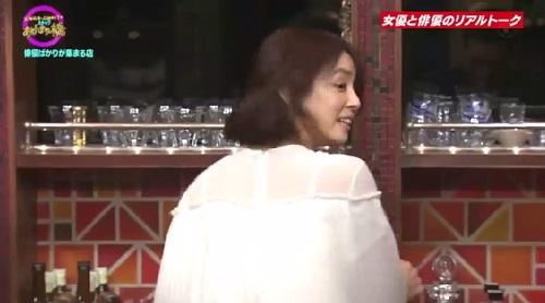 4月12日 天海祐希・石田ゆり子のスナックあけぼの橋 ハイボール2つ入ります