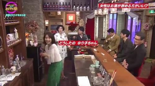 4月12日 天海祐希・石田ゆり子のスナックあけぼの橋 異変に気づく友近