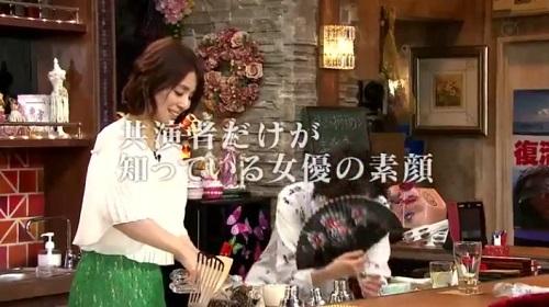 4月12日 天海祐希・石田ゆり子のスナックあけぼの橋 笑い崩れる天海祐希