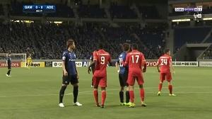 ACL 第5節 ガンバ大阪 vs アデレード・ユナイテッド戦