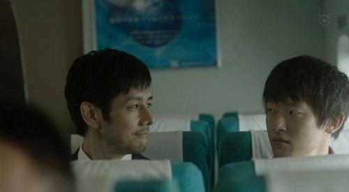 CRISIS クライシス 公安機動捜査隊特捜班 笑顔の田丸三郎(西島秀俊)