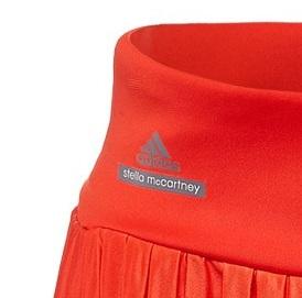 adidas Summer Stella McCartney Pleated Skirtのロゴ