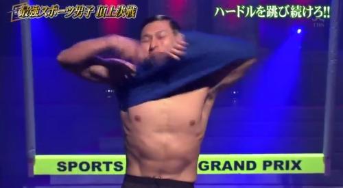 最強スポーツ男子頂上決戦VIII 春日俊彰02