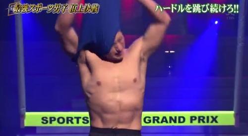 最強スポーツ男子頂上決戦VIII 春日俊彰03