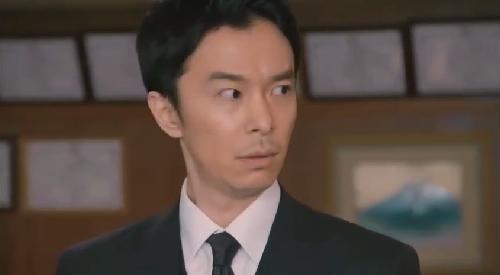 第2話 日曜劇場「小さな巨人」 意外そうな香坂