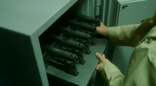第3話 「CRISIS 公安機動捜査隊特捜班 (396)