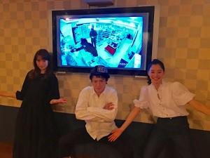 フジテレビ クライシスCRISIS 第6話の放送終了後に実施されたツイッター質問企画 小栗旬、新木優子、野崎萌香の3人が質問に答える