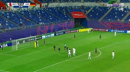 FIFA U-20 ワールドカップ 韓国大会 2017 グループB メキシコ vs ドイツ戦 (3)